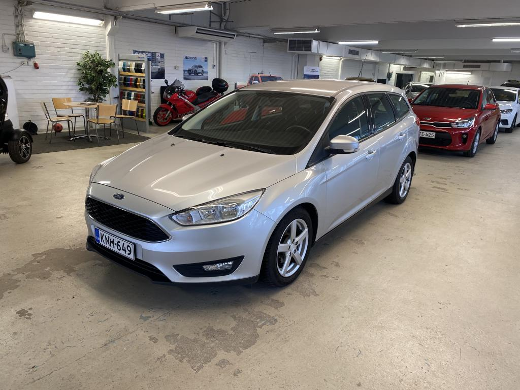 Ford Focus 1.5 TDCi 120 S/S Powershift Trend Wgn