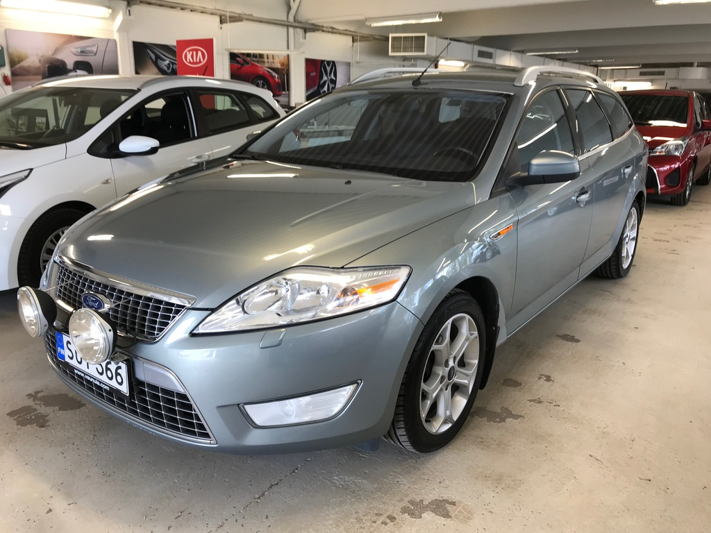 Ford Mondeo 2.0 TDCi Titanium Business