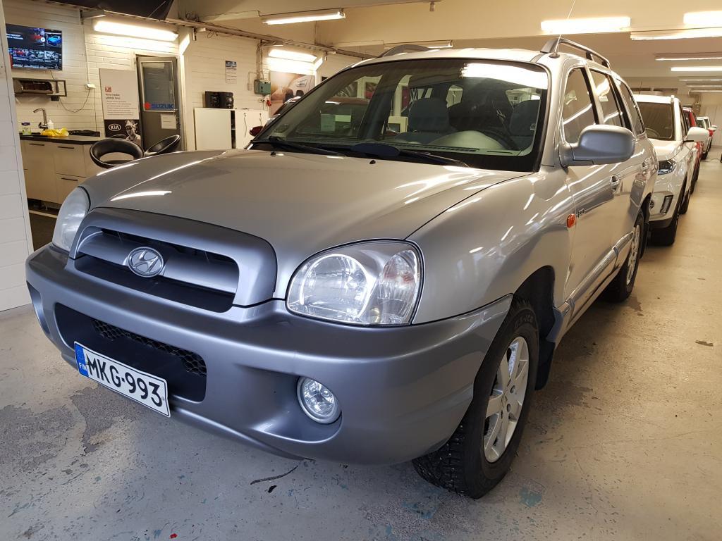 Hyundai Santa Fe 2.0D Automaatti,  Webasto,  Neliveto,  Vetokyky 1870kg /750kg
