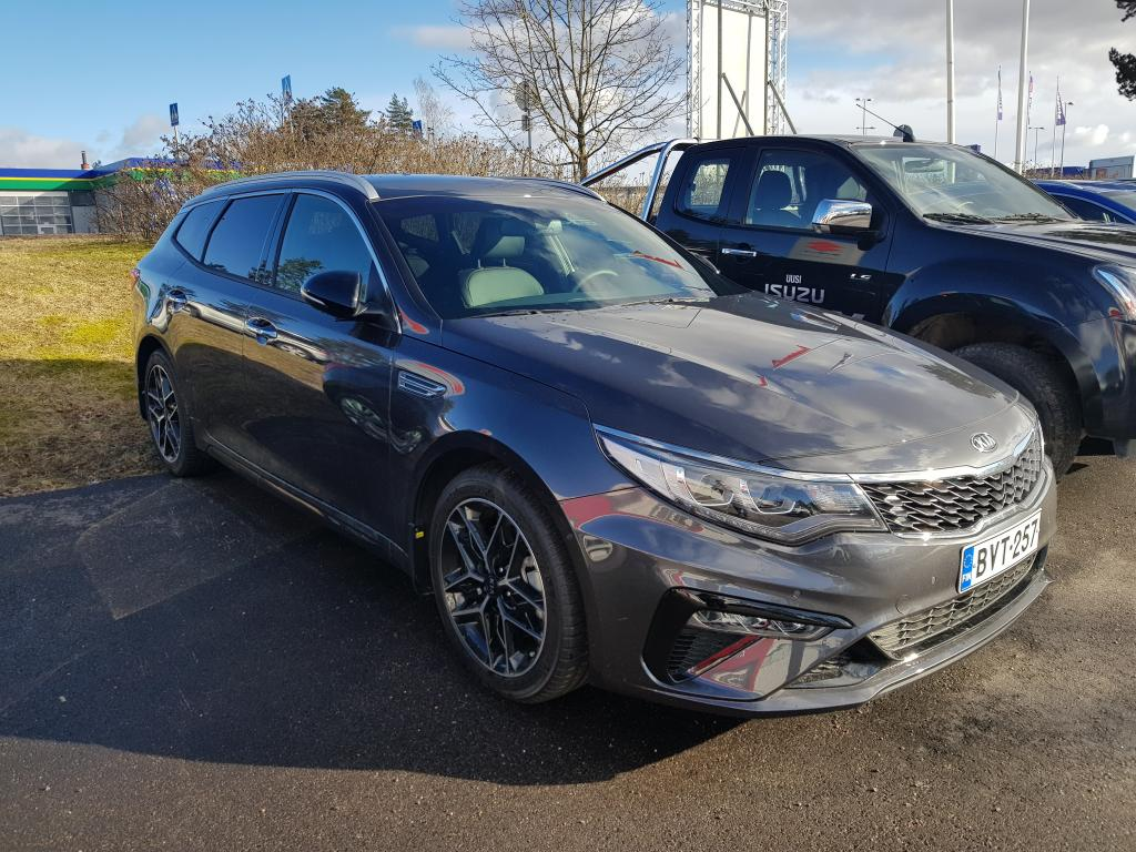 Kia Optima 1, 6 T-GDI ISG GT-Line SW DCT AT