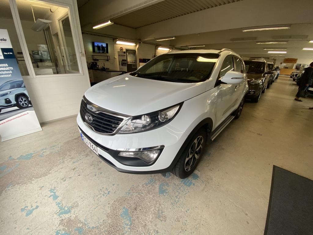 Kia Sportage 1.7 CRDi 6MT Urban EX