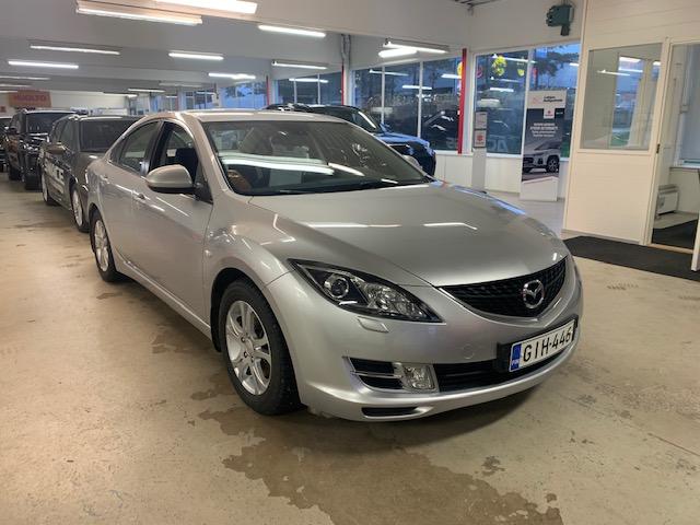 Mazda 6 2.0 Elegance Business 6MT,  SIISTI!