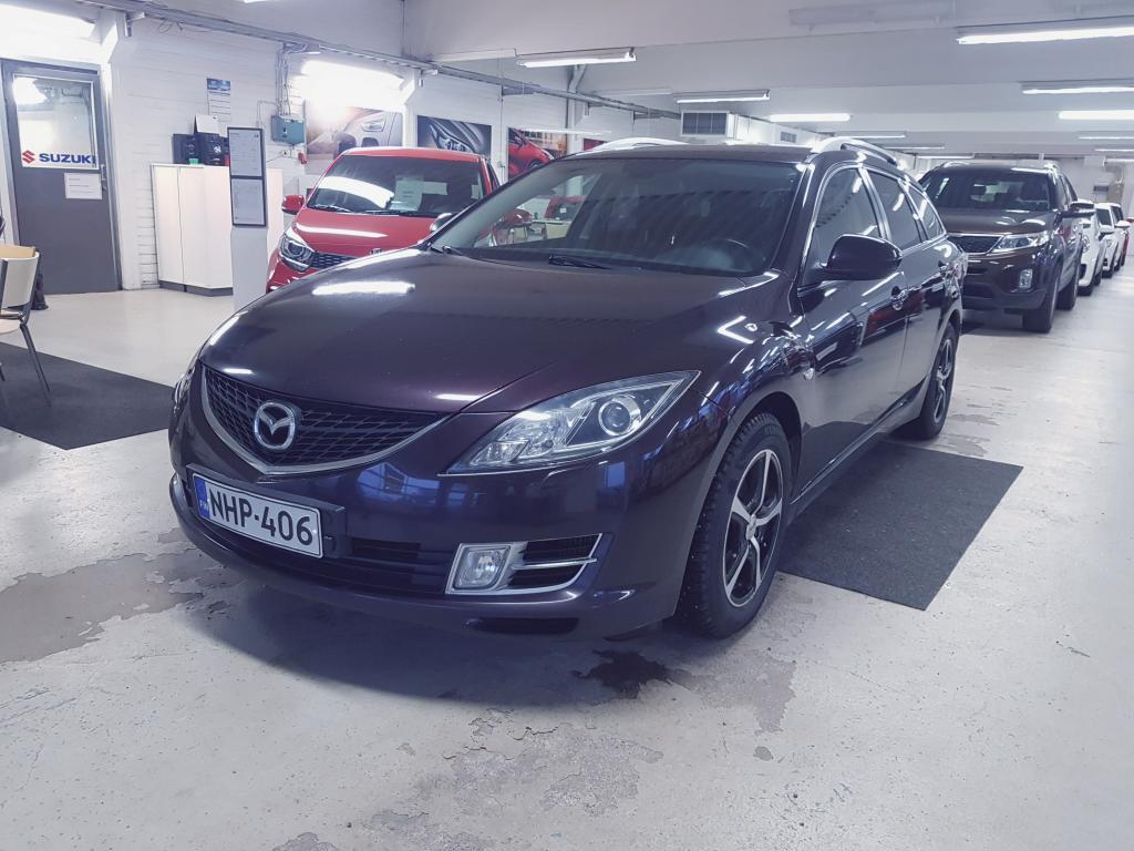 Mazda 6 2.2 TD Elegance Business 6MT