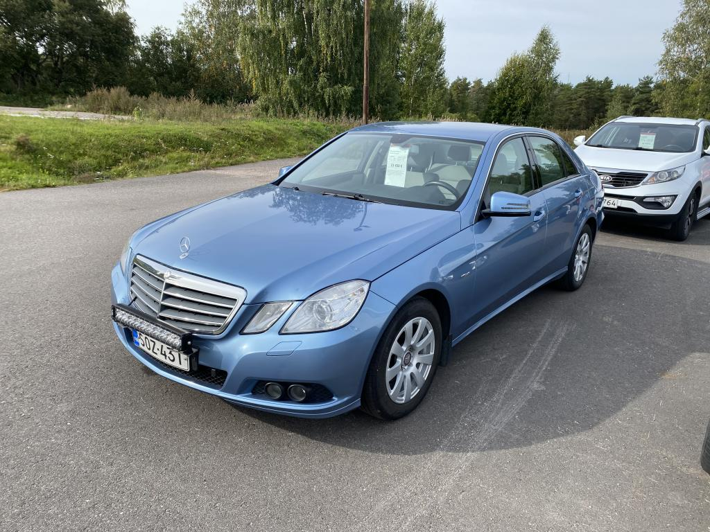 Mercedes-Benz E 200 CDI BE Business