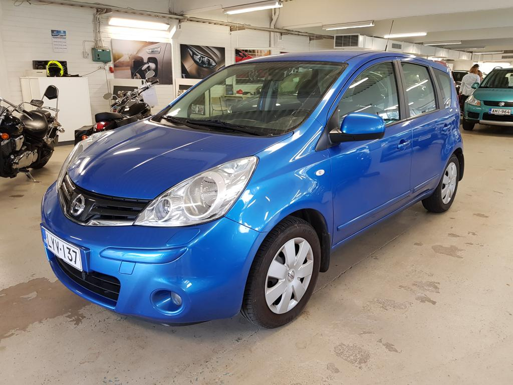 Nissan Note 1.6 Automaati! Acenta Connect Navi