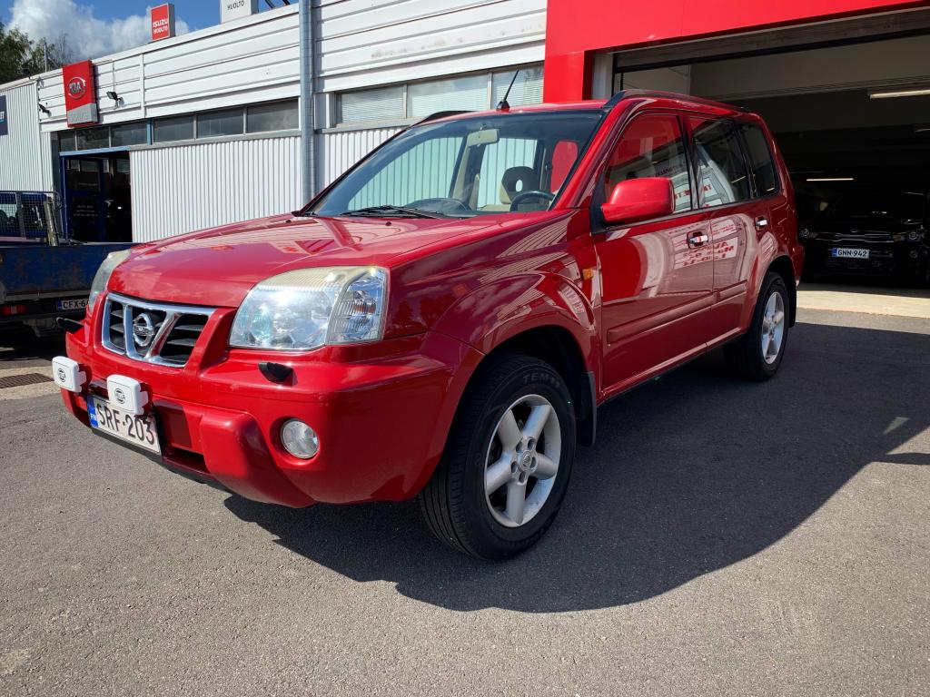 Nissan X-Trail 2.5 XL Limited Edition 4X4