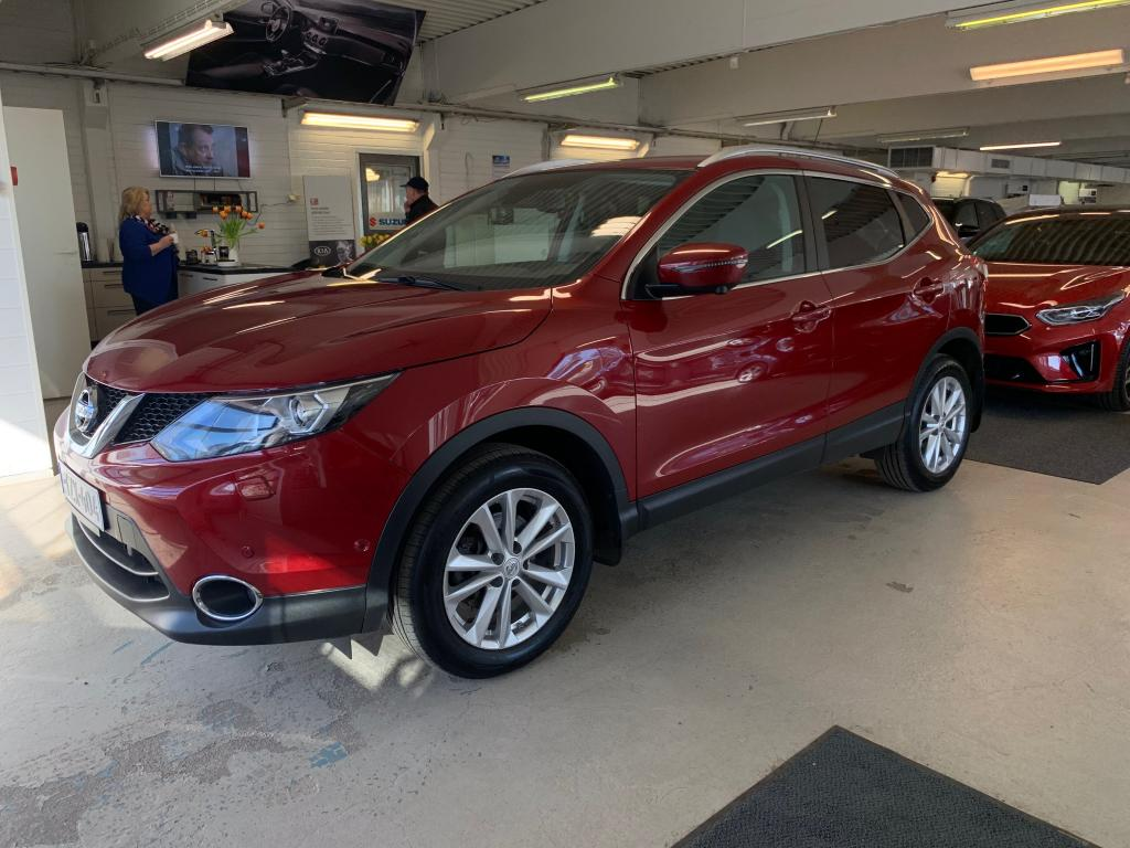 Nissan Qashqai dCi 130 Business 360 4WD 6MT Leather