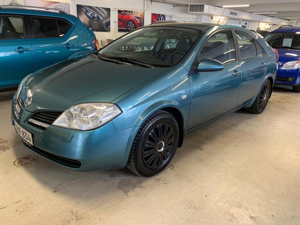 Nissan Primera 1.6 Visia Hatchback