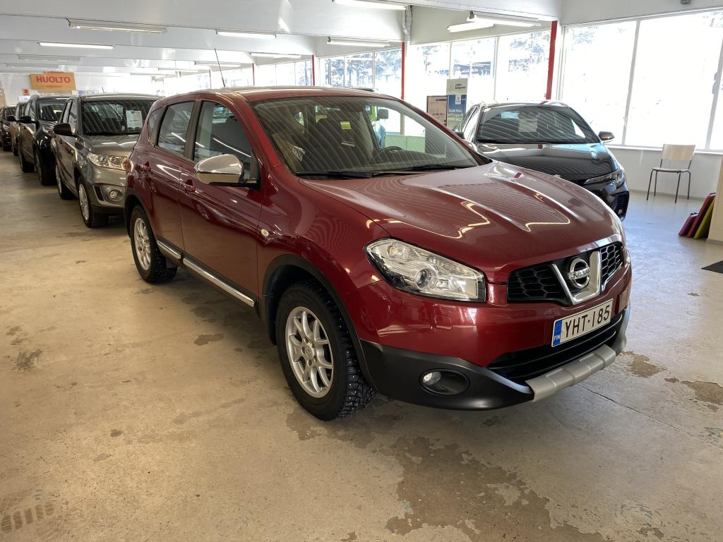 Nissan Qashqai 1.6 Acenta 2WD 5M/T S/S-System VÄHÄN AJETTU!