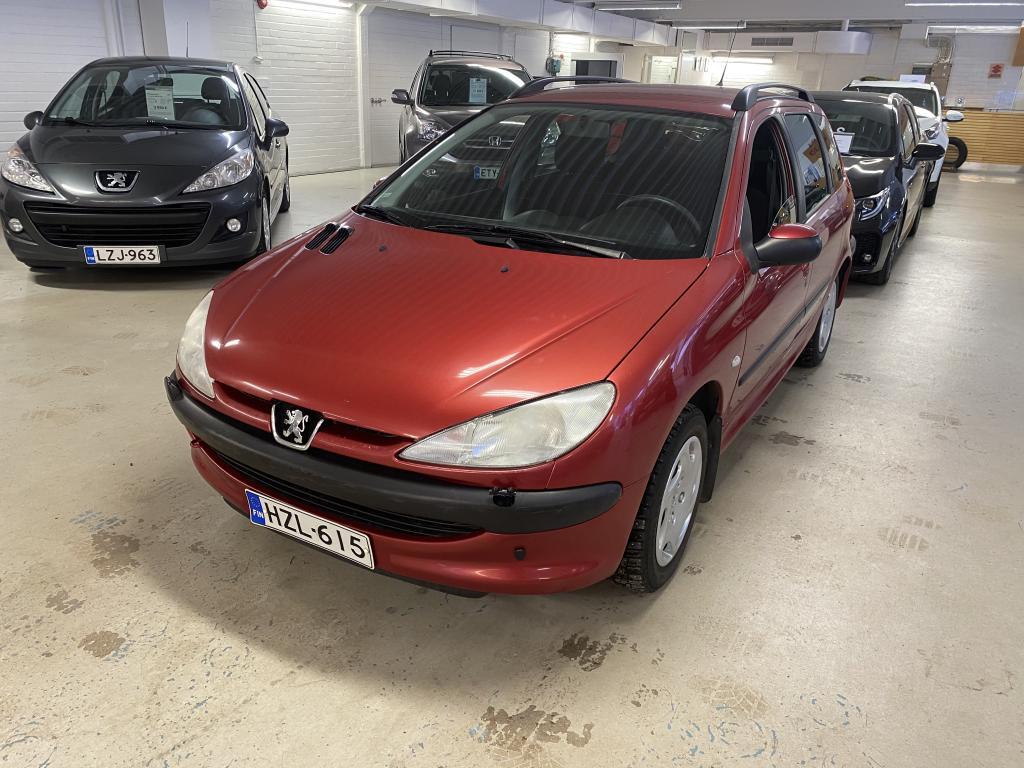 Peugeot 206 1.4 SW X-Line