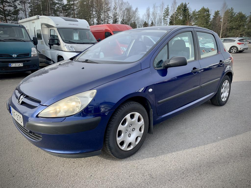 Peugeot 307 1.4 XR 5D