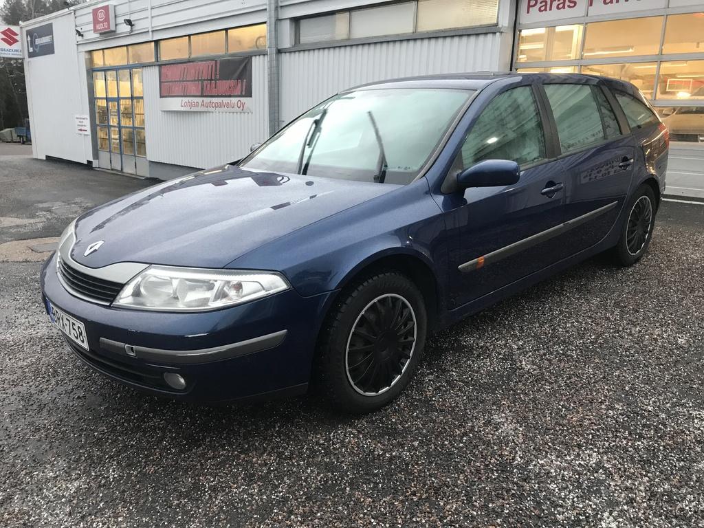 Renault Laguna 1.9TD Expression