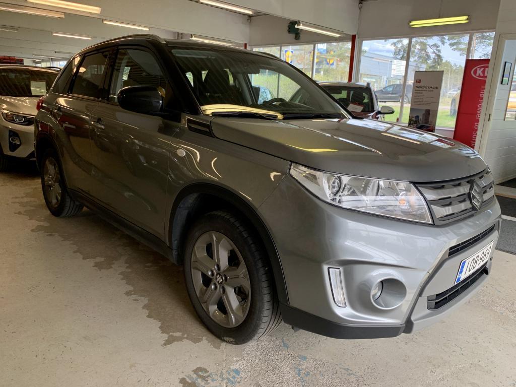 Suzuki Vitara 1, 6 VVT 4WD GL+5MT,  1 Omistaja