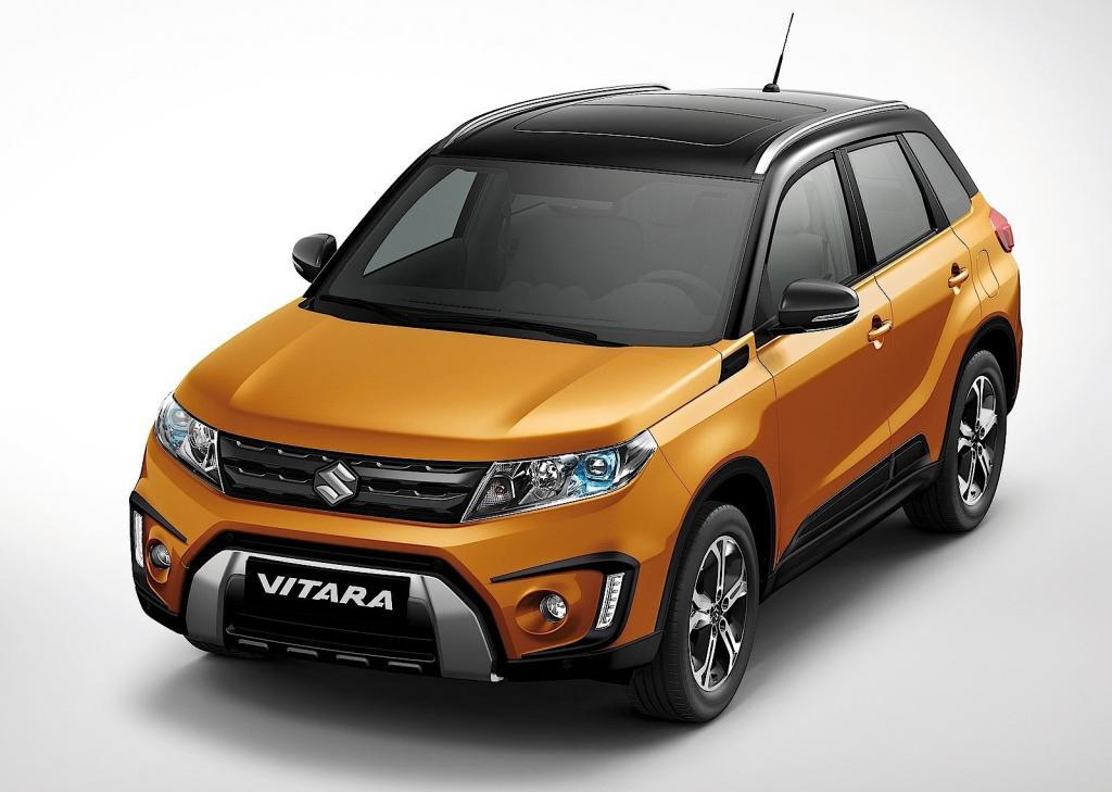Suzuki Vitara 1.4 BOOSTERJET 4WD S 6AT