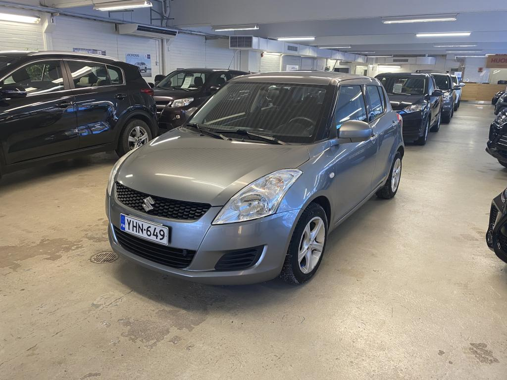 Suzuki Swift 1.2 VVT Hot Chili