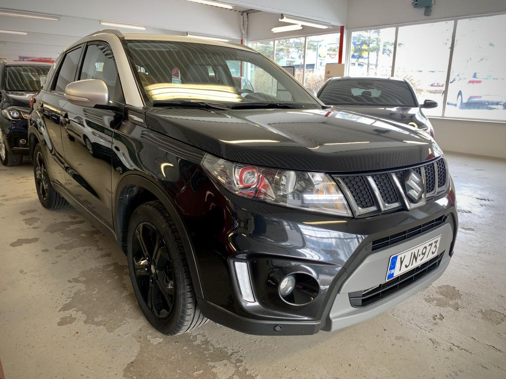 Suzuki Vitara 1.4 BOOSTERJET 4WD S 6AT