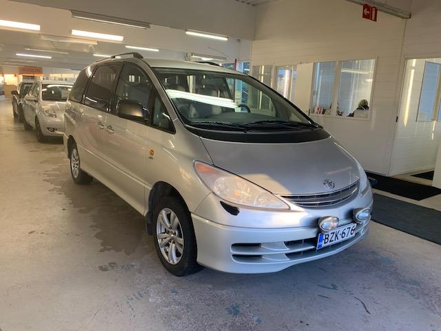 Toyota Previa 2.4 VVT-i 7-Paikkainen