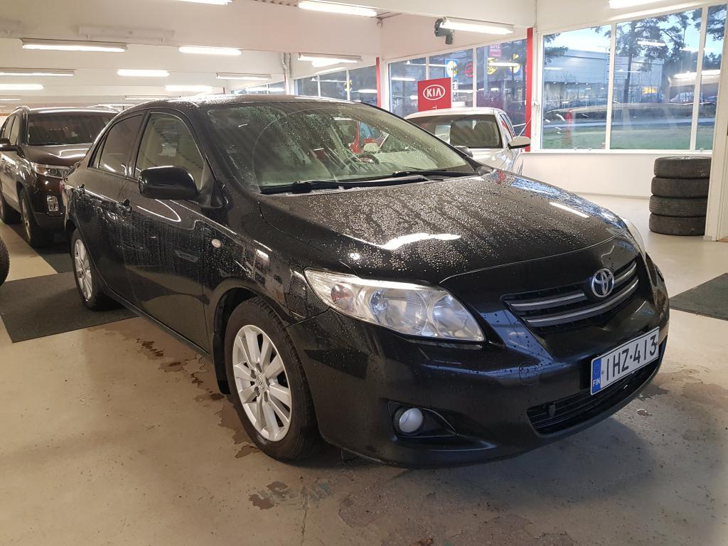 Toyota Corolla 2.0 D4D 6MT Linea Sol \r\nEberi kaukosäätimellä Hyvin huollettu!