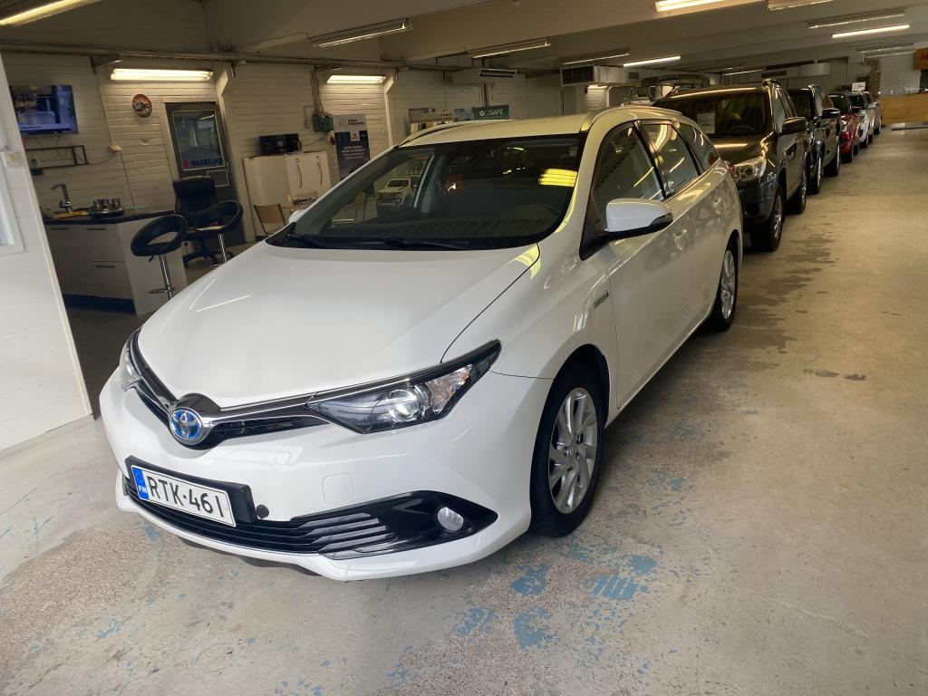 Toyota Auris 1.8 Hybrid Active Touring Sports