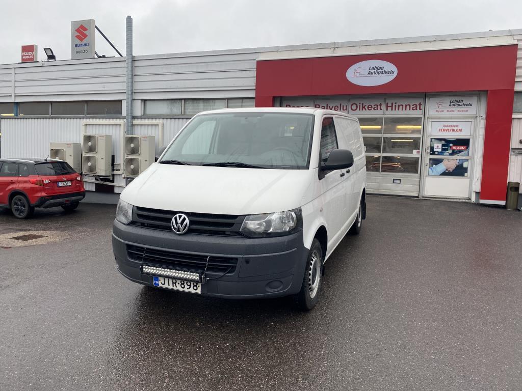 Volkswagen Transporter 2.0 TDI #Siisti #Jakohihna vaihdettu 3/2020 130tkm