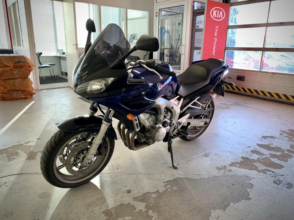 Yamaha FZ6S-RJ071/600