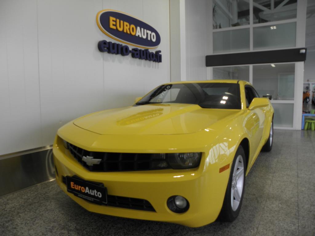 Chevrolet Camaro 3, 6 V6 305HV LT,  KATSEET KÄÄNTÄVÄ BULEVARDIMUSKELI,  18 TUUMAN ALUT,  CRUISE,  ILMASTOINTI,  TUMMENNUKSET,  SÄHKÖPENKIT