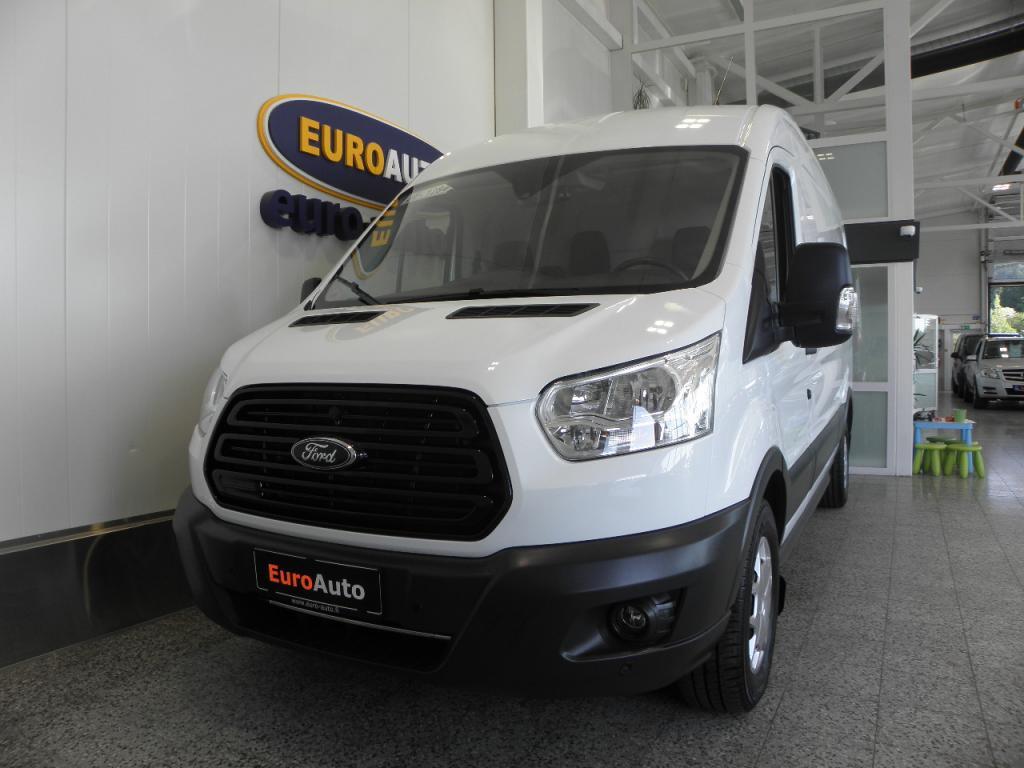 Ford Transit 350 2, 0 TDCi 170 hv A6 Trend L3H2,  SIS.ALV. KUIN UUSI AUTOMAATTI,  KAMERA,  NÄKYVYYSPAKETTI,  BLUETOOTH,  TEHDASTAKUU,  AUX