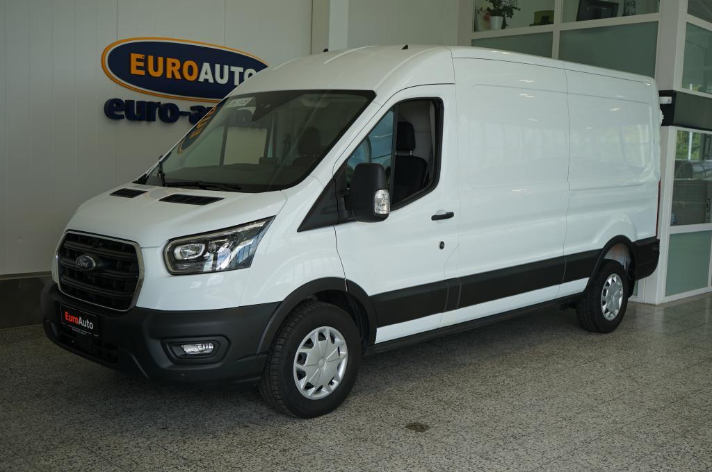 Ford Transit Van 330 2, 0 TDCi 130 hv automaatti L3H2 Trend SIS.ALV. HUIPPU VARUSTEET,  TAKUU,  NAVI,  KAMERA,  KAISTAVAHTI,  BI-XENON,  USB