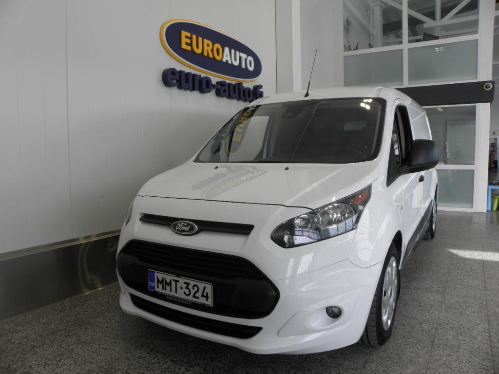 Ford Transit Connect 230 1, 5 TDCi 120 hv PowerShift A6 Trend L2 SIS.ALV. SUOMI AUTO,  PITKÄ MALLI,  WEBASTO,  CRUISE,  BLUETOOTH,  USB,  AUX