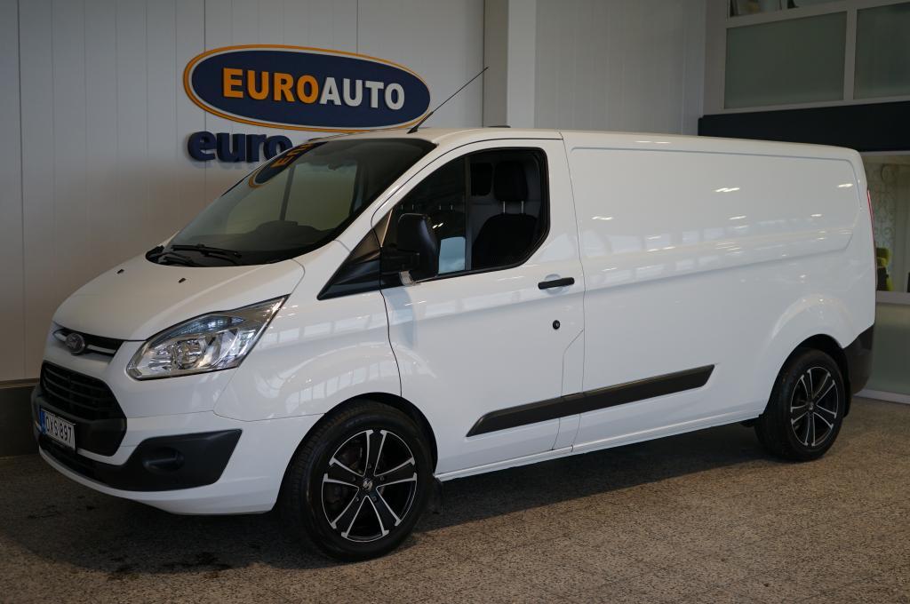 Ford Transit Custom 330 2, 2TDCi 125 hv Trend M6 Van N1 L2H1 FWD SIS.ALV. HIENO PAKU,  18