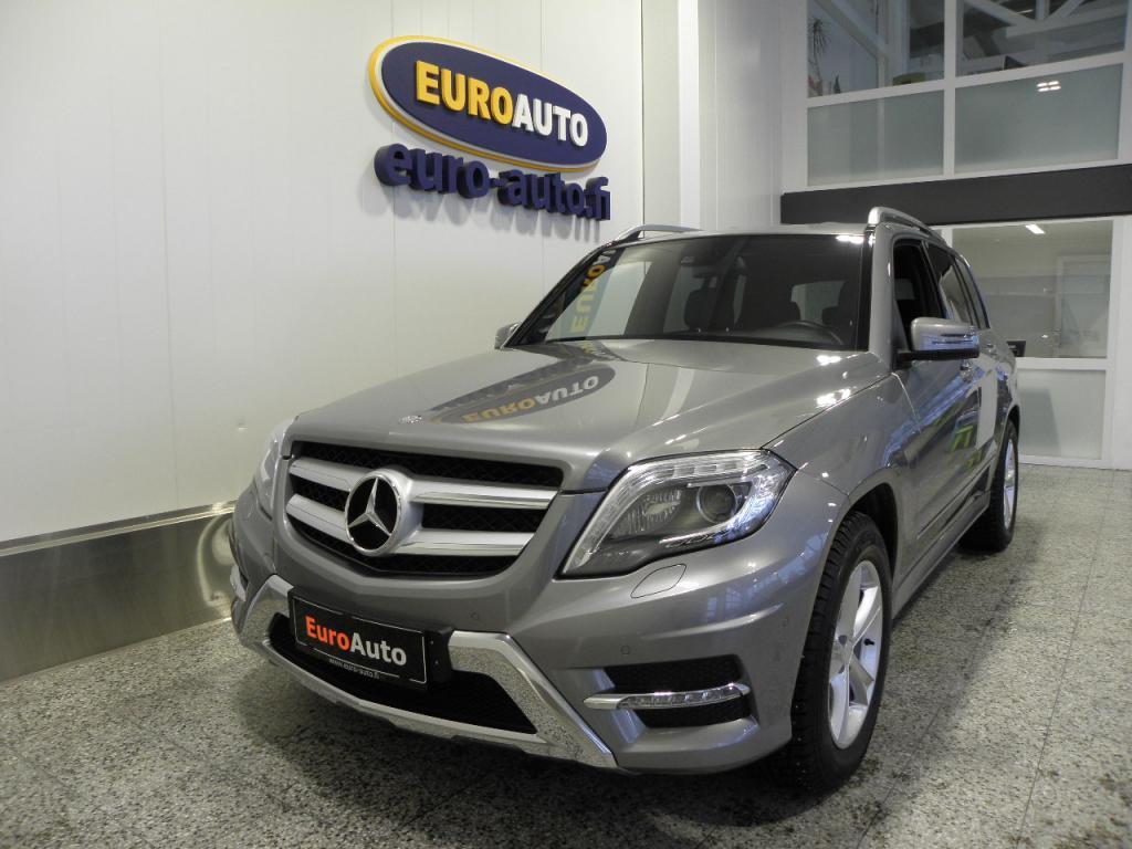 Mercedes-Benz GLK 220 CDI BE 4Matic A Premium Business AMG SPORTTIPAKETIT,  KUIN UUSI,  ILS,  NAVI,  19 TUUMAN ALUT. BLUETOOTH,  CRUISE,  USB