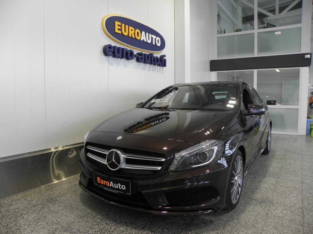 Mercedes-Benz A 220 CDI 4Matic Aut. AMG Line Premium Business,  WEBASTO,  KATTOLUUKKU,  ILS,  USB,  CRUISE,  XENON,  KAHDET RENKAAT,