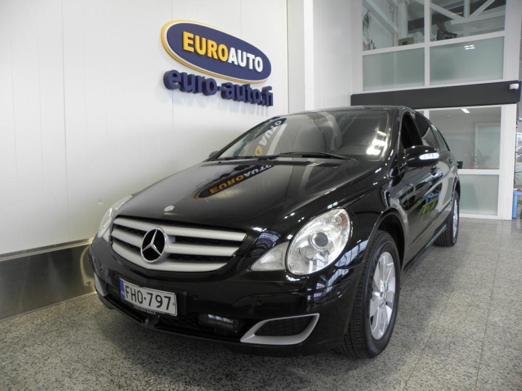 Mercedes-Benz R 320 CDI 4Matic Automaatti,  6-HENGEN SUOMI AUTO,  XENON,  LED,  CRUISE,  ISOFIX,  ALUT. TUMMENNUKSET,  LOHKIS,  KAHDET RENKAAT,
