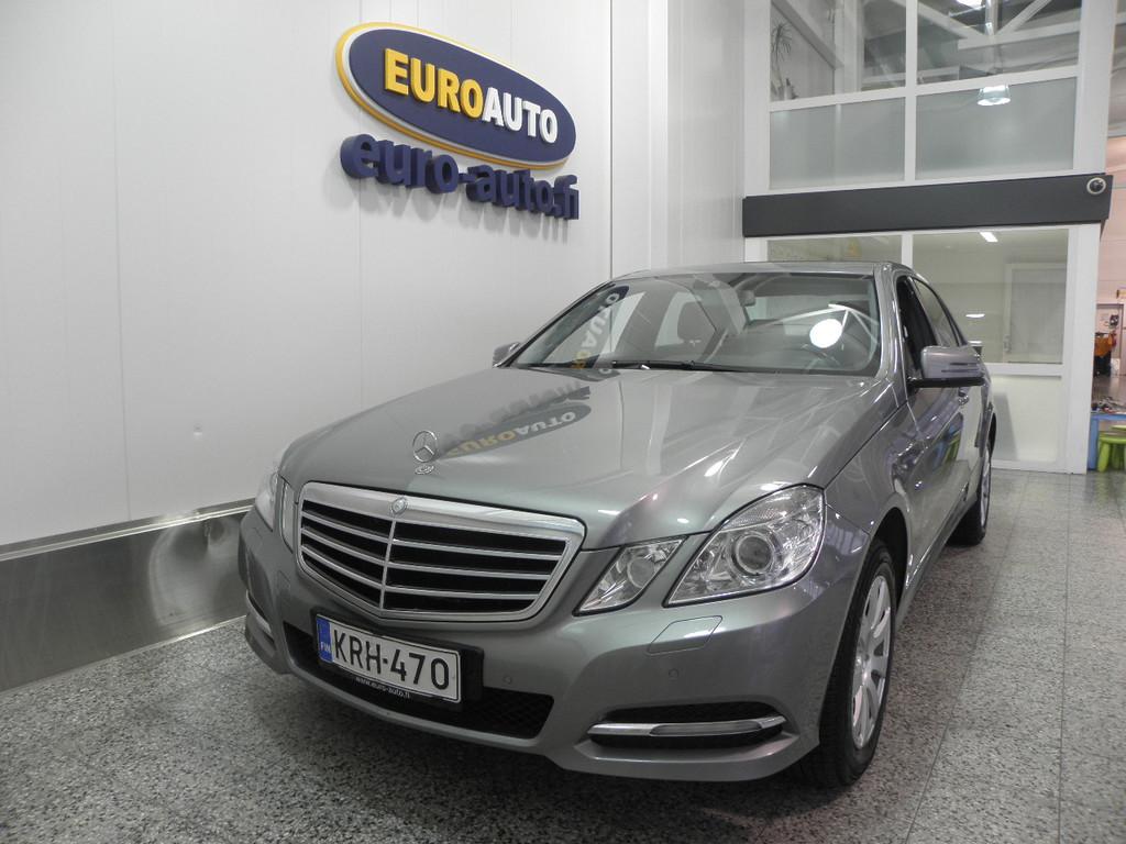 Mercedes-Benz E 200 CDI BE A Premium Business Avantgarde,  SUOMI AUTO,  WEBASTO,  NAVI,  XENON,  CRUISE,  BLUETOOTH,  HYV KATS AUT VÄH 1200