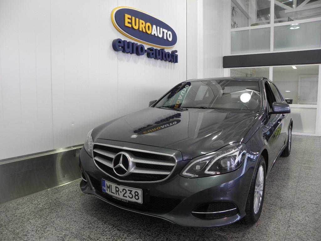 Mercedes-Benz E 200 CDI BE Aut. Avantgarde Premium Pro,  SUOMI AUTO,  ILS,  WEBASTO,  NAHAT,  BLUETOOTH,  CRUISE,  TUTKAT,  USB