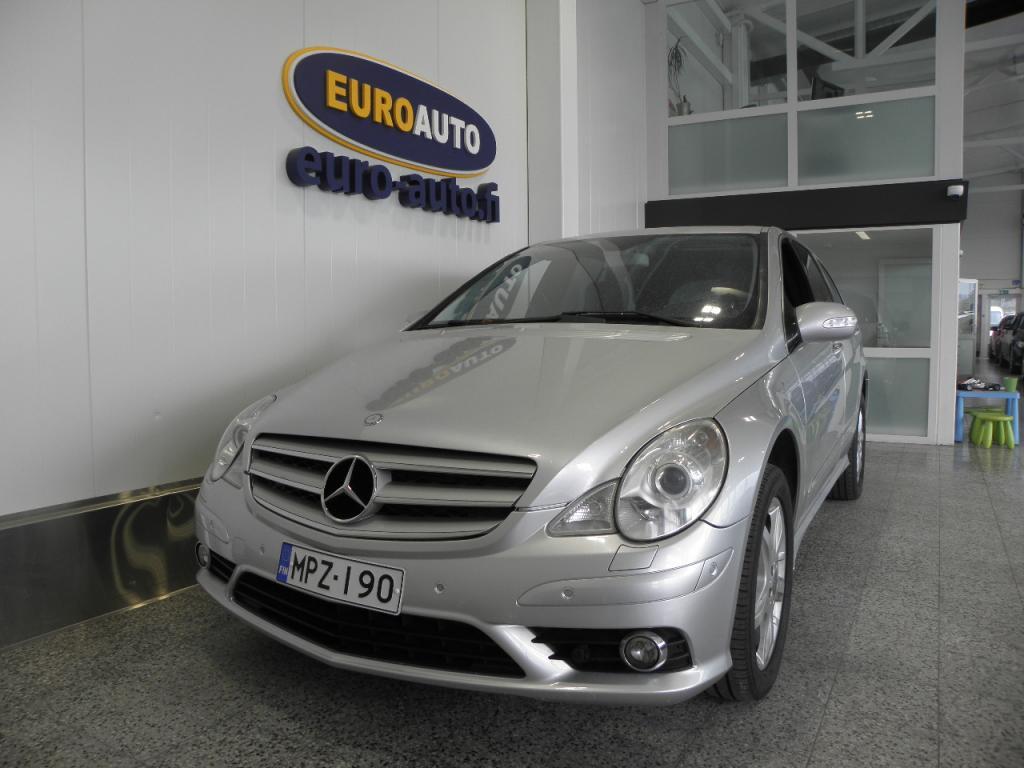 Mercedes-Benz R 320 CDI 4Matic Aut. 7-hengen,  SPORT-PAKETTI,  19 TUUMAN ALUT. LOHKOLÄMMITIN + SISÄPISTOKE,  XENON,  ISOFIX,  VAIN 199e/KK