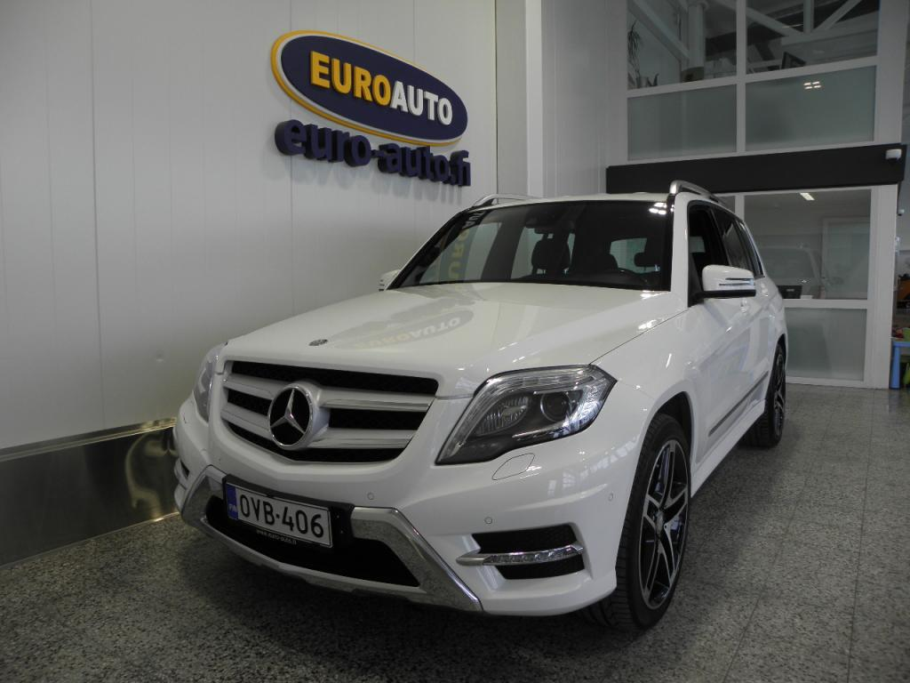 Mercedes-Benz GLK 220 CDI BE 4Matic Aut. AMG-Styling Premium Business,  ILS,  NAVI,  20 TUUMAN AMG VANTEET,  BLUETOOTH,  CRUISE,  USB,  AUX