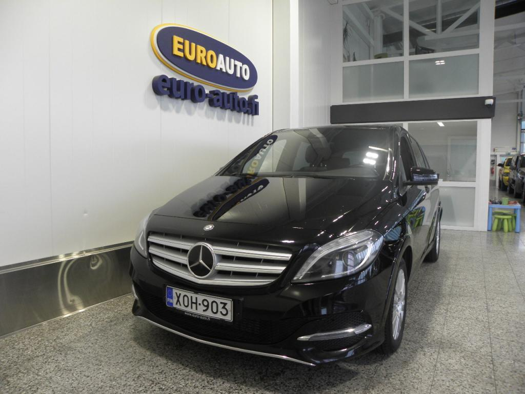 Mercedes-Benz B 200 c Aut. Kaasu Premium Business,  SIS.ALV. KÄY VAIKKA TAKSIIN,  SUOMI AUTO,  ILS,  PANORAMA,  NAHAT,  BLUETOOTH,  KAMERA,  USB