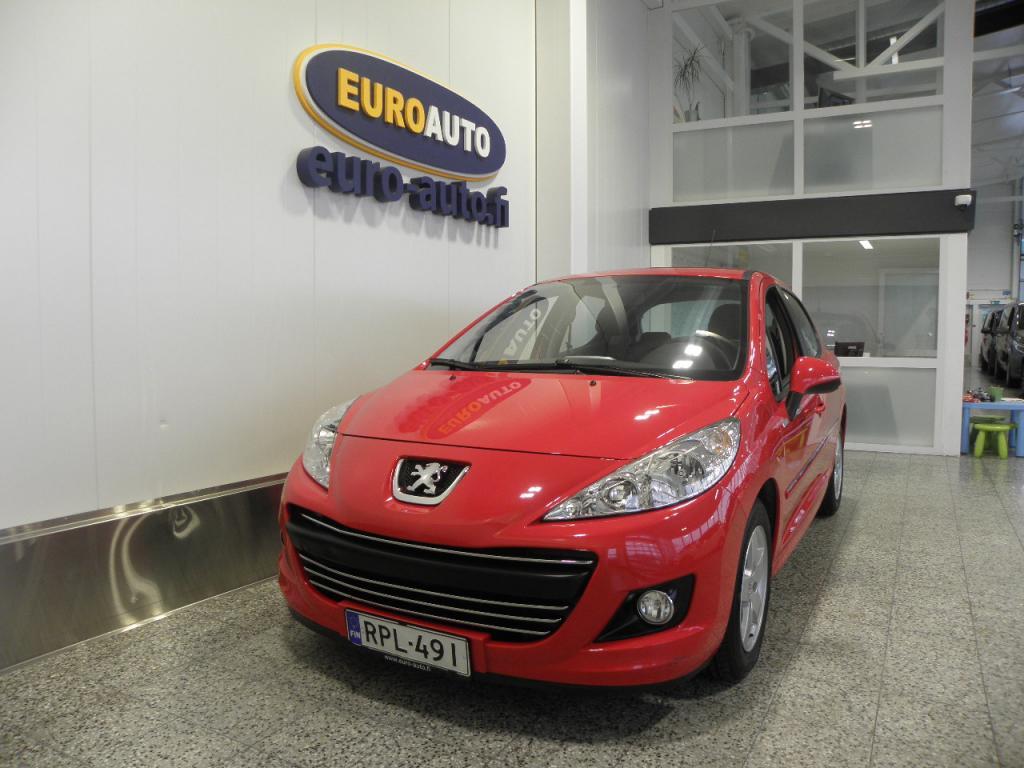 Peugeot 207 VTi 98 Millesim 200 5-ov. 1.OMISTEINEN SUOMI AUTO,  VÄHÄN AJETTU,  ILMASTOINTI,  KAHDET RENKAAT,  ALUT,  VAIN 99?/KK