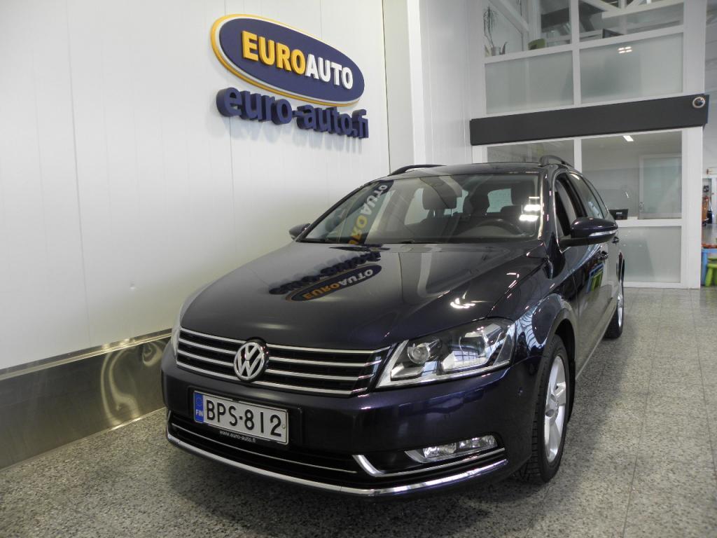 Volkswagen Passat Variant Comfortline 1, 4 TSI MultiFuel 118 kW (160 hv) DSG-automaatti,  SIISTI SUOMI AUTO,  VETOKOUKKU,  LOHKIS,  AUX,