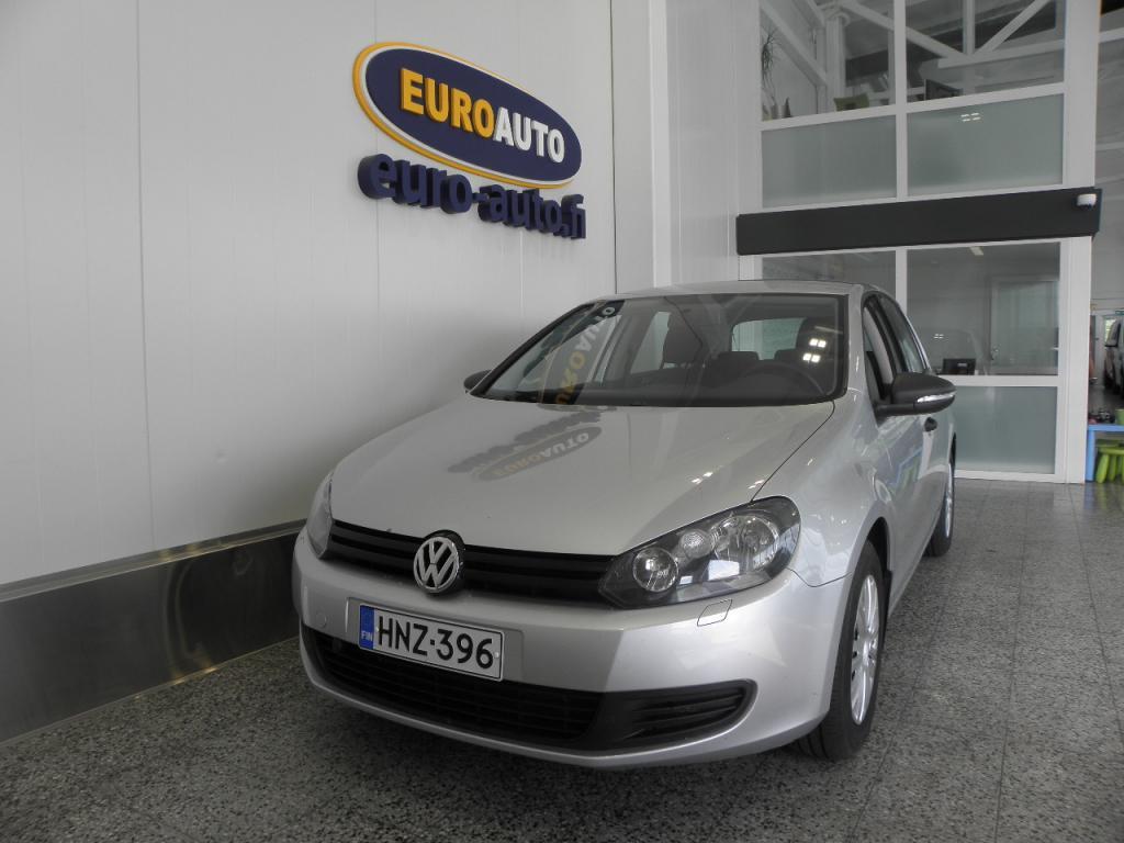 Volkswagen Golf Trendline 1, 2 TSI 77 kW (105 hv) BlueMotion Technology 5-ovinen,  SUOMI AUTO,  LOHKIS,  AC,  ESP,  KAHDET RENKAAT