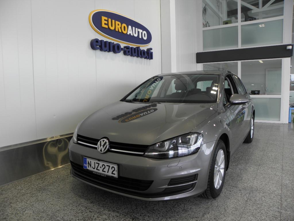 Volkswagen Golf Comfortline Edition 40 1, 2 TSI 77 kW (105 hv) BMT 4-ovinen,  1.OMISTEINEN SUOMI AUTO,  VAIN 220?/KK,   WEBASTO,  CRUISE,  USB