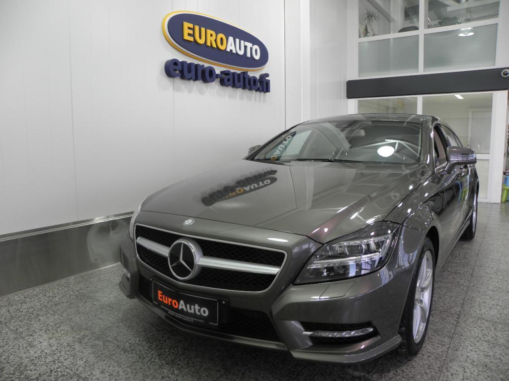 Mercedes-Benz CLS 350 CDI BE Shooting Brake 4Matic Aut. AMG SIS. ALV. VÄHÄN AJETTU,  ILS,  NAVI,  NAHAT,  KAISTAVAHTI,  LED,  AKTIIVINEN CRUISE