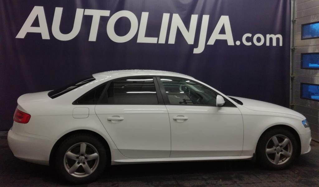 Audi A4 2.0 TDI 105kW Business,  Suomi-auto,  Rahoitus alk.0% käsirahalla ja jopa 96kk maksuajalla!!