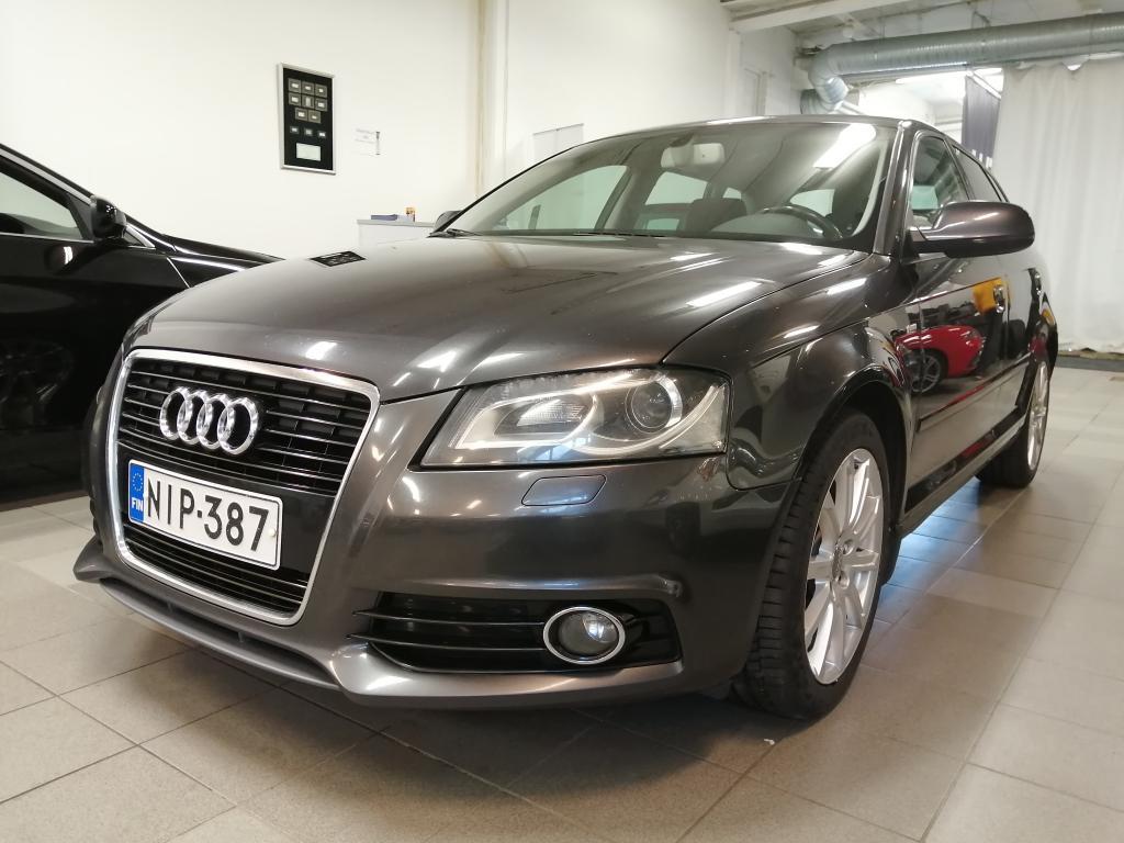Audi A3 1.2 TFSI Sportback Automaatti,  Suomi-auto,  Siisti,   Järkimetrit,  Rahoitus jopa 0% käsirahalla ja 96kk maksuajalla!!