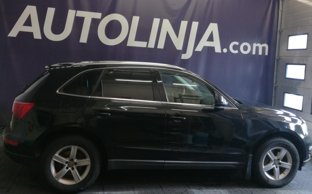 Audi Q5 2, 0 TFSI quattro S tronic,  Suomi-auto,  Rahoitus jopa ilman käsirahaa!!