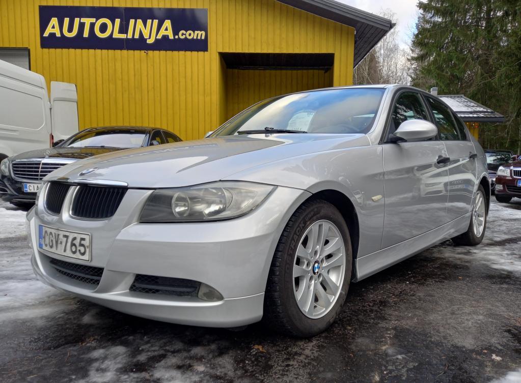 BMW 320 2.0D,  Rahoitus jopa ilman käsirahaa!!