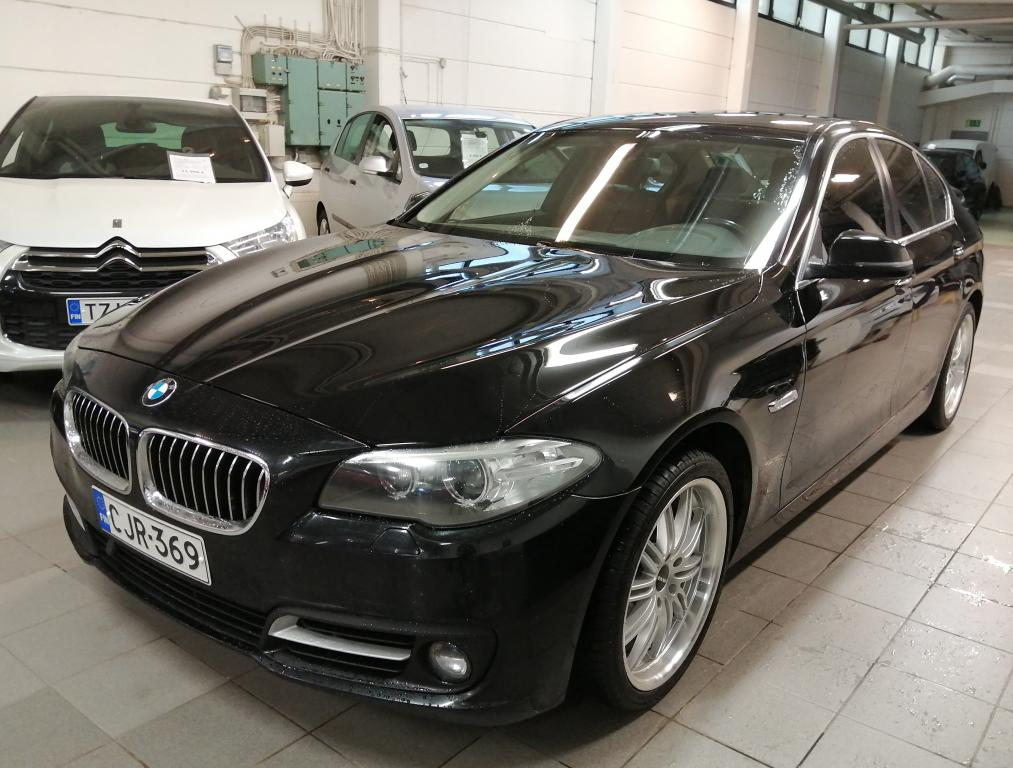 BMW 520 F10 Sedan 520d TwinPower Turbo A Limited xDrive Edition Exclusive,  Suomi-auto,  Hinta sis. ALV!!