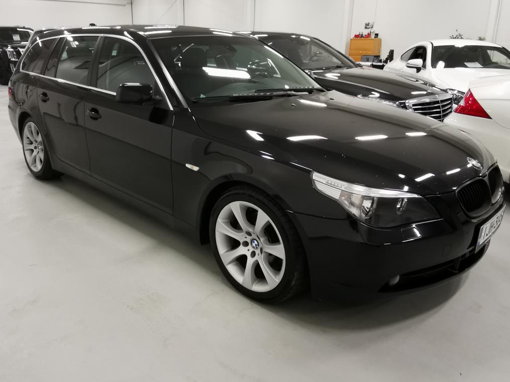 BMW 525 2.5d A Touring,  Rahoitus jopa ilman käsirahaa!!