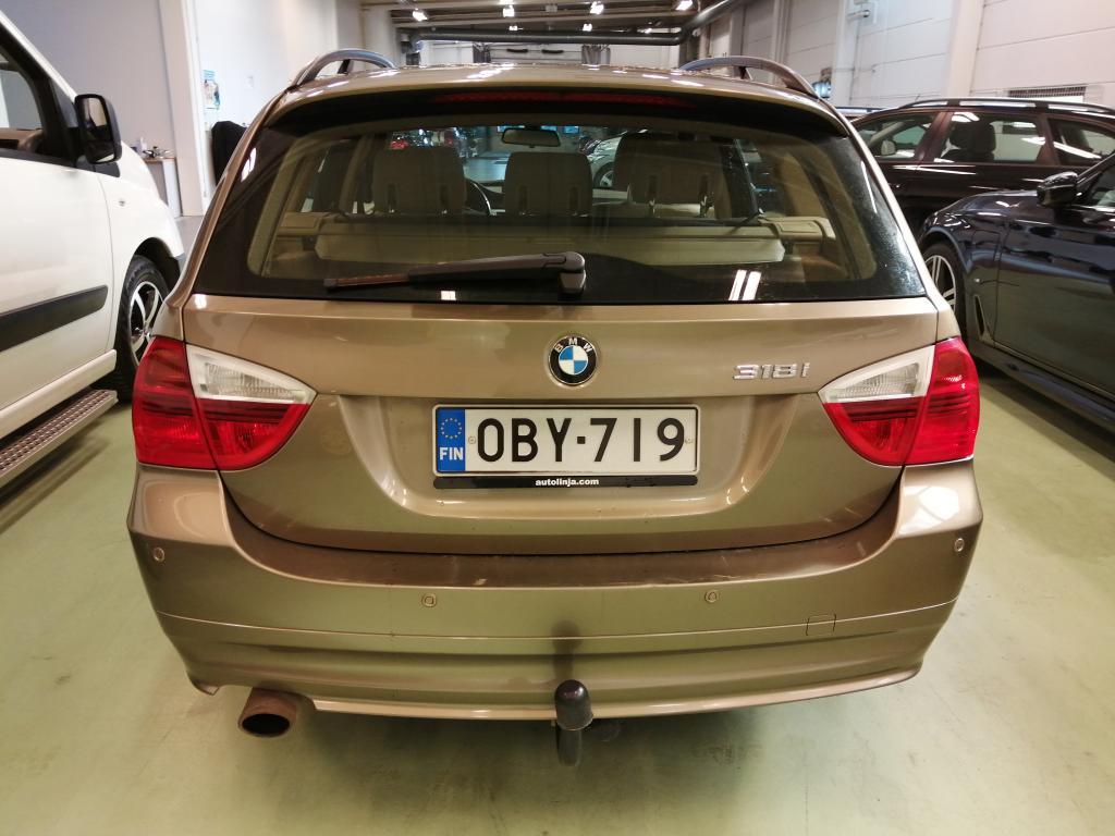 BMW 318 2.0i Touring,  Suomi-auto,  Siisti,  Rahoitus jopa 0% käsirahalla!!